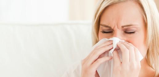 4 Soluciones para deshacerte de alergias comunes