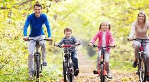La mejor estimulación para los niños es al aire libre