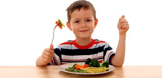 ¿Los niños pueden ser vegetarianos?