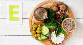 Beneficios de consumir vitamina E