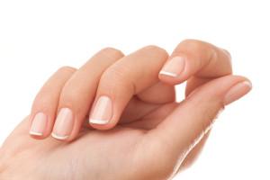 Fortalece las uñas
