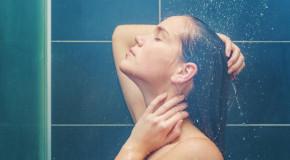 La ducha después de hacer ejercicio