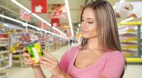 Lectura de la etiqueta nutrimental