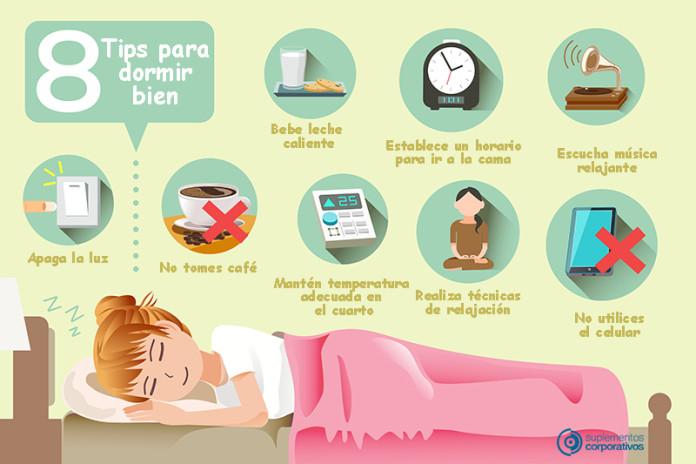 8 tips para dormir bien hoy saludable - Para dormir bien ...