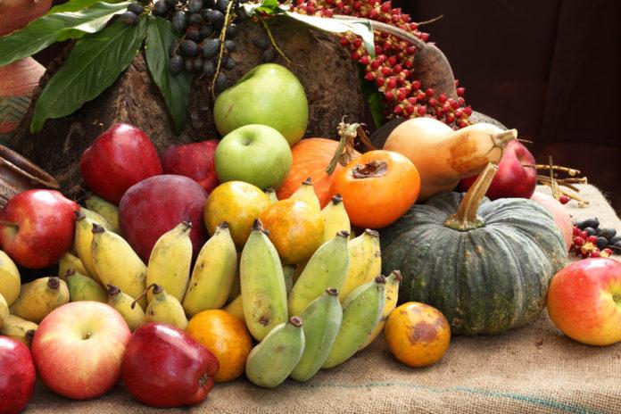 Frutas y verduras de temporada: octubre