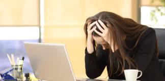 Efectos del estrés laboral a nivel físico