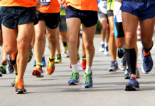 Riesgos de correr un maratón