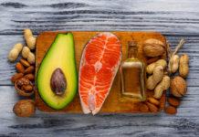 Alimentos con nutrientes para una vida sana
