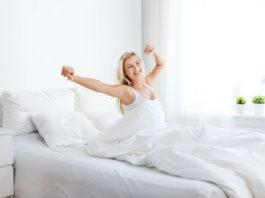 Tips para despertar con energía